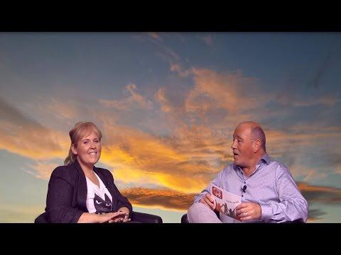 Maite Kelly Im TV Interview Bei Radio VHR