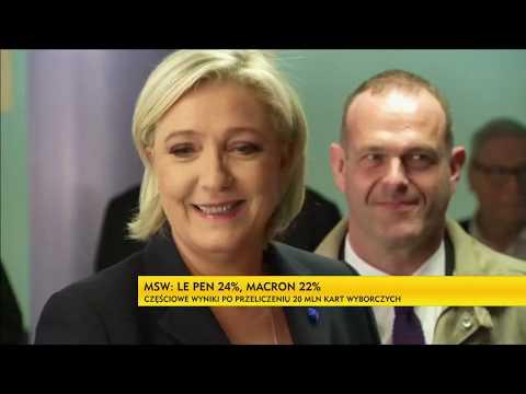 Finał Dnia: Emmanuel Macron wygrywa wybory we Francji