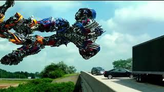 Мой самый любимый эпизод фильма Трансформеры 4  Эпоха истребления Оптимус Прайм