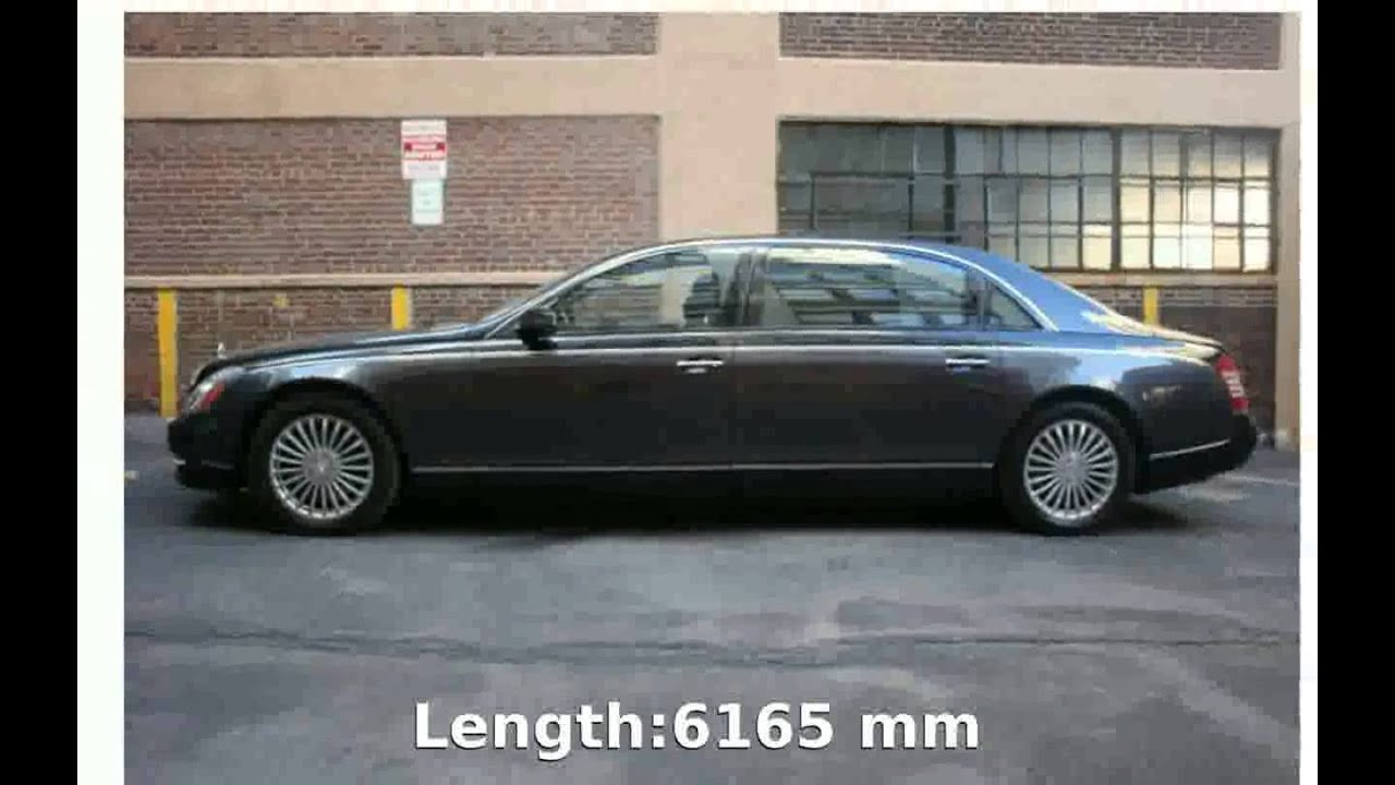 2012 maybach 62 features specs