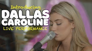LIVE from the Clubhouse - Presents Dallas Caroline