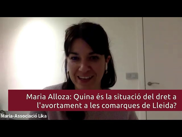 Quina és la situació del dret a l'avortament a les comarques de Lleida?