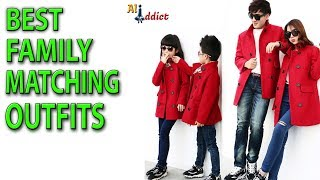 Top Selling Luxurious family matching outfits - Thickened Woolen Coat for winter fashion
