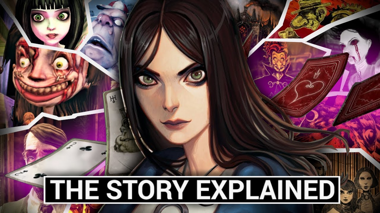 Download Alice Madness Returns: The Story Explained