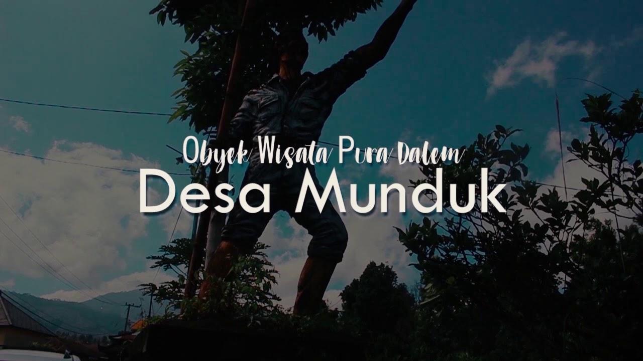 Video Objek Wisata Desa Munduk Singaraja Bali