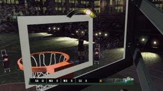 NBA 2K13 All Star Weekend Announcement