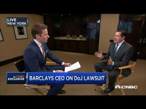Wilfred Frost interviews Barclays CEO Jes Staley (Part 2)