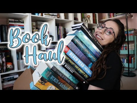 I Can't Stop Buying Books, So Here's Another Book Haul