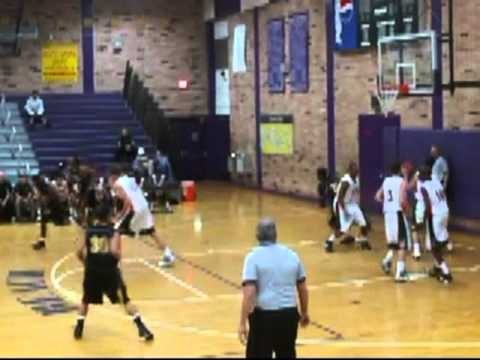 2010-2011 Highlights:M.Irvin #32, Englewood High School