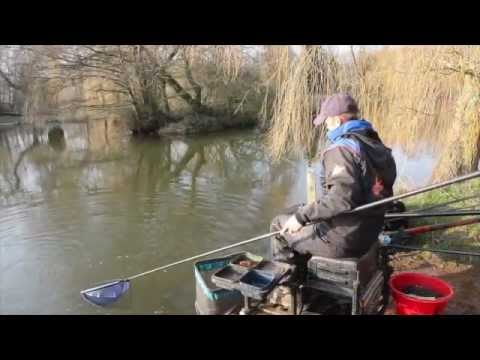 Maggot And Meat Fishing With Rob Wootton At Docklow Pools