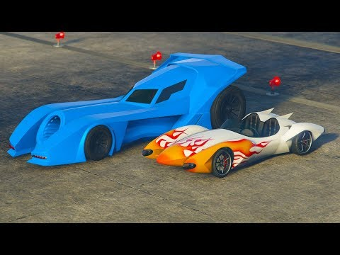 SCRAMJET vs VIGILANTE - TEST DE VELOCIDAD - GTA 5 ONLINE - GTA V ONLINE