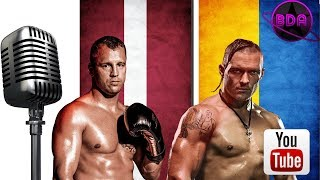 BDA Boxing Podcast: Oleksandr Usyk vs Mairis Briedis , Matthysse-Kiram