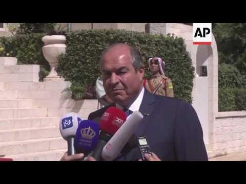 Jordan swears in new government
