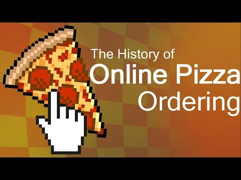 The History Of Online Pizza Ordering