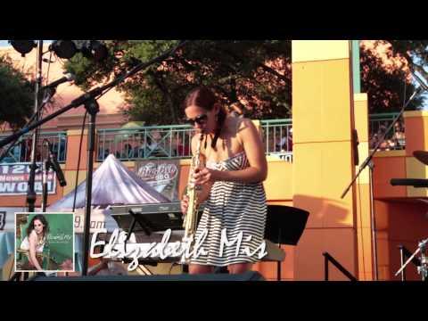 Elizabeth Mis - Balcones Jazz Festival 2015
