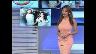 TV Patrol: Sweet moments nina AshMatt at KathNiel