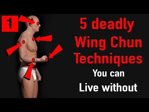 5 deadly wing chun techniques you cant live without?