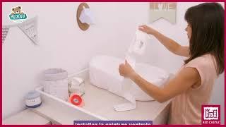 Hniezdo na spanie Cocoonababy® Red castle