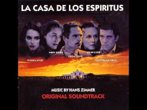 Hans zimmer the house of the spirits clara 39 s ghost for Hans zimmer house