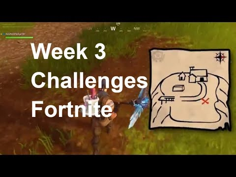 Week 3 Challenges Fortnite