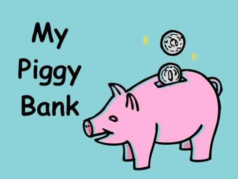 In My Piggy Bank