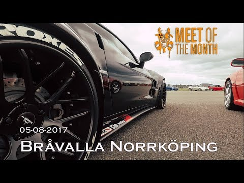Meet Of The Month 3 Bråvalla Norrköping  2017