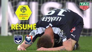 Girondins de Bordeaux - SM Caen ( 0-0 ) - Résumé - (GdB - SMC) / 2018-19