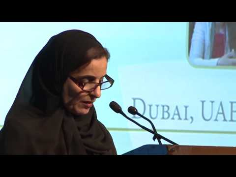 H.E. Sheikha Lubna Al Qasimi - GTF 2014 Award for Excellence in ...