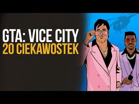 TOP 20 ciekawostek o GTA: Vice City