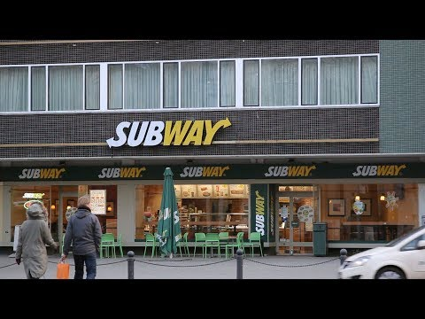 Subway Manager Throws Sandwich At Customer