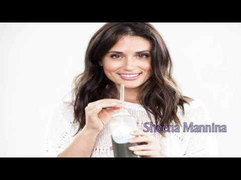 Sheena Mannina - QUICKIE  Blending vs Juicing   which is BETTER!