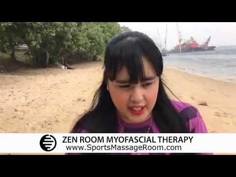 Pain Relief Clinic Singapore - Pain Relief Massage Testimonial by Dhiah (Customer Service Officer)