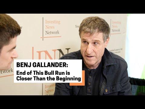 Benj Gallander: End Of This Bull Run Is Closer Than The Beginning