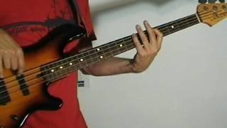 The Who - Substitute - Bass Cover