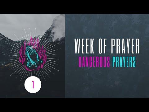 Week of Prayer #1: Pray Simply