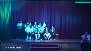 CHƯA BAO GIỜ MẸ KỂ - Chương trình Chào Mừng Tân Nghĩa Sĩ 2017