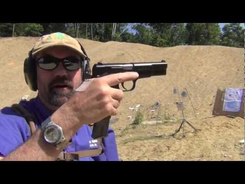 Browning High-Power 9mm (P-35 Pistol)