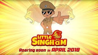 Little Singham | Full Event Launch | Rohit Shetty | Discovery Kids New Show 2018