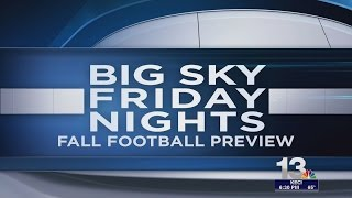 NBC Montana Fall Football Preview