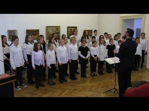 Kolozsvári Magyar Opera Gyermekkórusa 27 Feb 2018 Art Museum