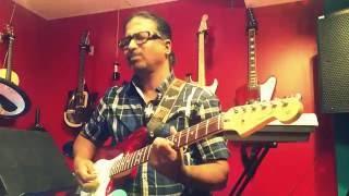 Kadavul Thantha Azhagiya Vazhvu - Live Guitar Cover by Kumaran