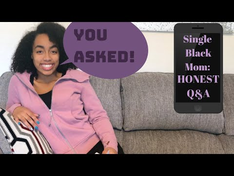 What Is It Really Like Being a Young Single Mom // Single Parent and Full Time Student Q & A // 2020 from YouTube · Duration:  23 minutes 34 seconds