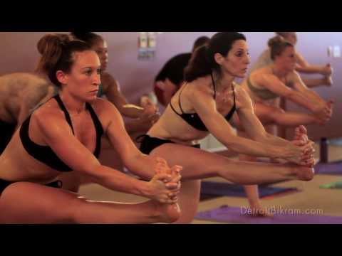 Bikram Yoga Women