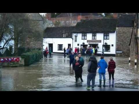 Malmesbury Flood - November 2012.....worst floods in 70 years