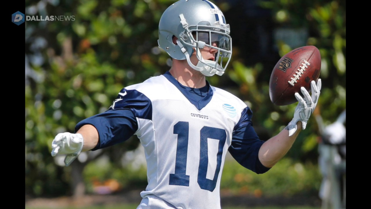cowboys receivers coach compliments rookie ryan switzer