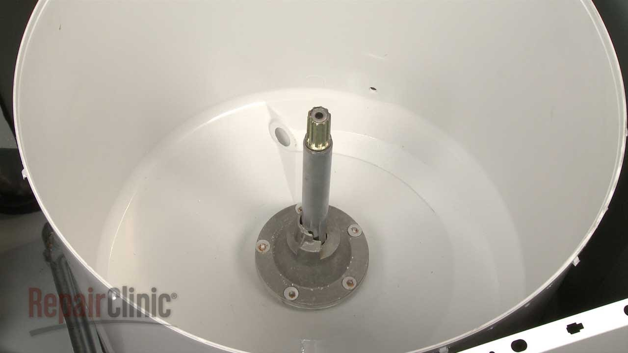 Washer Trunnion Nut Replacement Frigidaire Top Load