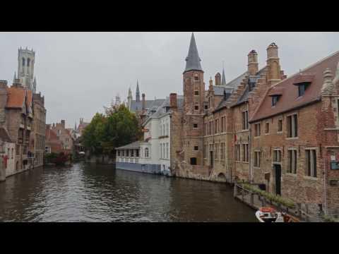 INDEPENDENCE OF THE SEAS Cruise 24 Oct 2016 - Day 2 Zeebrugge/Bruges,Belgium