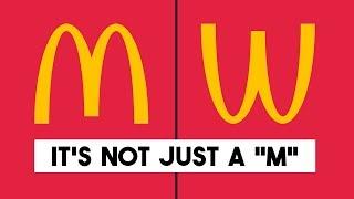 10 HIDDEN MESSAGE in Famous Logos