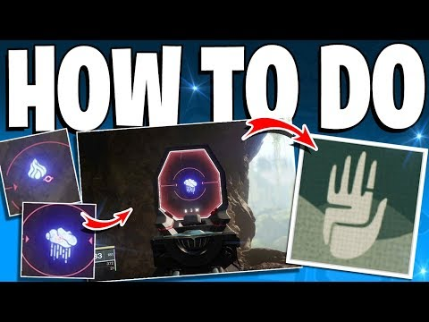 Destiny 2 - How To Solve FORGE Puzzle & Get Exclusive Loot - Volundr Forge Secrets