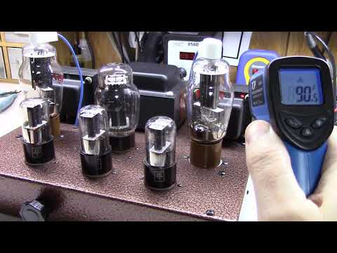 Single Ended Tube Amplifier Build 2017 - Part 16 - The Final Chapter